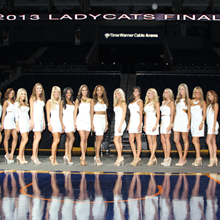 2013-14 Lady Cats Final Auditions