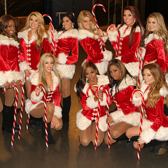 Lady Cats December 2013 Gallery