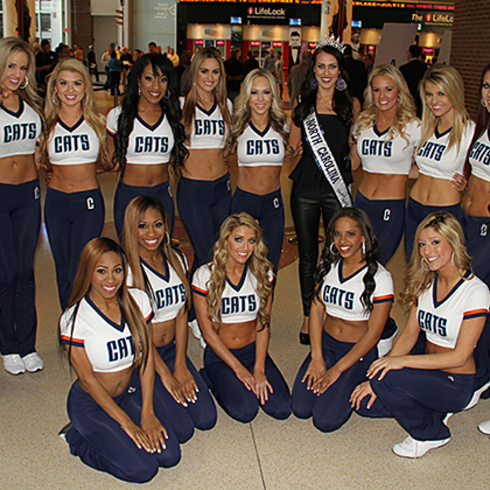 Lady Cats March 2014 Gallery