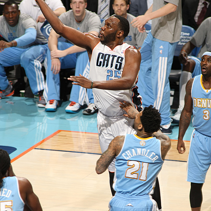 Al Jefferson Eastern Conference Player of the Week - 3/17/14