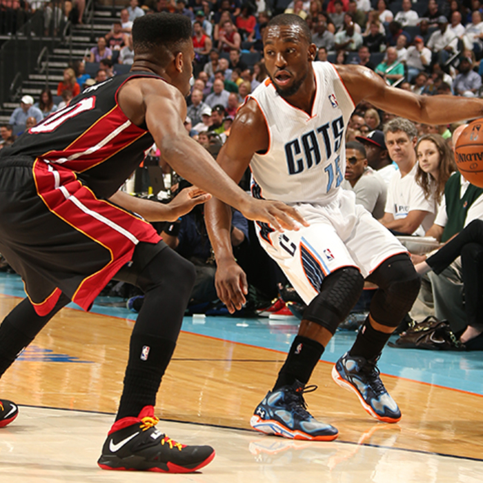 Bobcats vs. Heat - Round 1