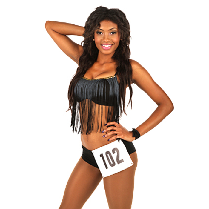 2013 Lady Cats Auditions - Larchae