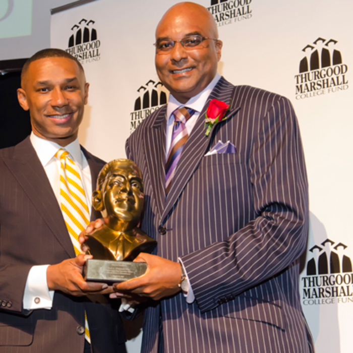 Thurgood Marshall College Fund Honors Whitfield