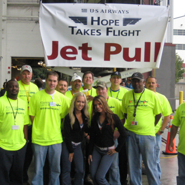 LC's and Rufus at United Way Jet Pull - 10/12/11