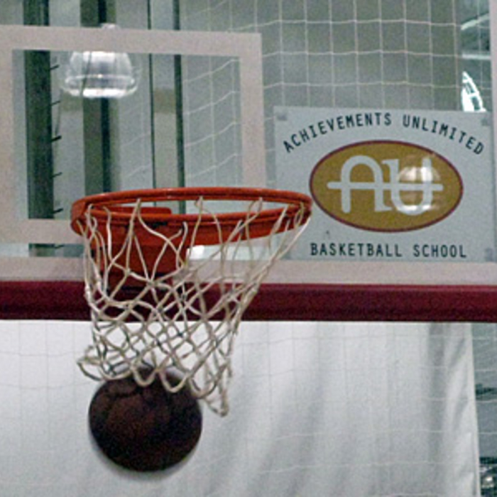 2007 AU Basketball School And Hoop Tee Gallery