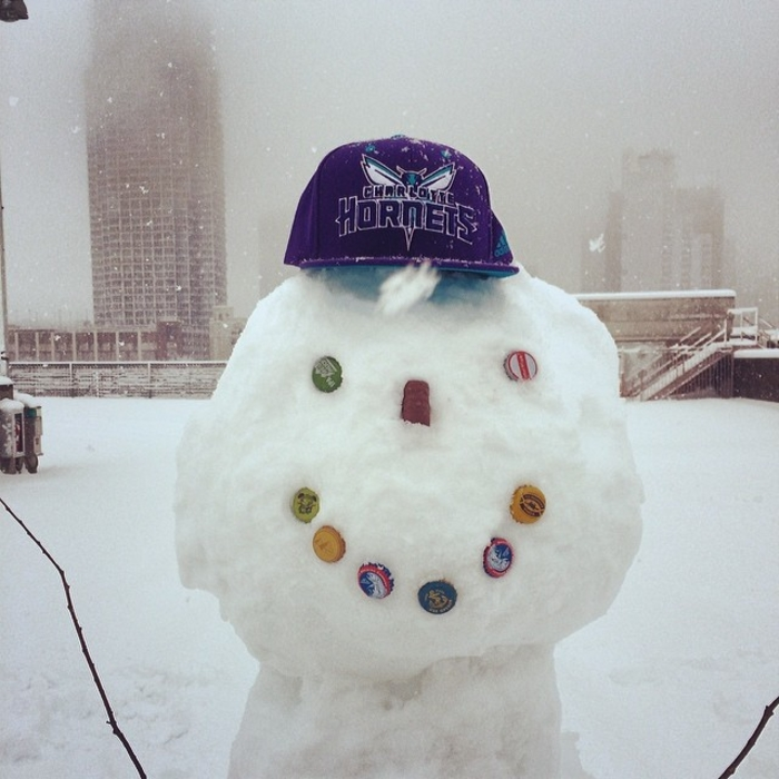 Buzz City No Match For Winter Storm Pax - 2/13/14