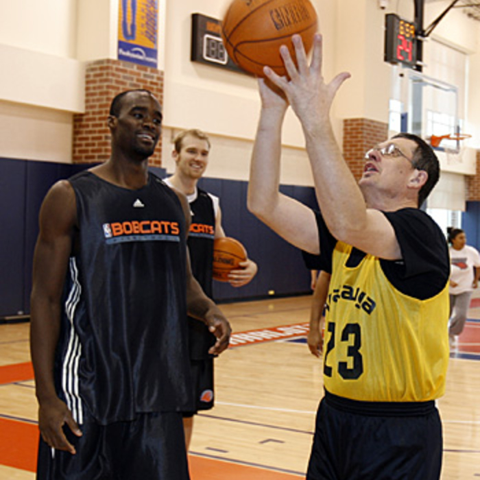 2007 Special Olympics Clinic Gallery