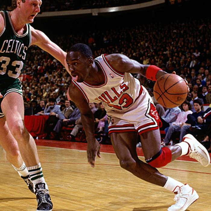 Michael Jordan - On Court Gallery