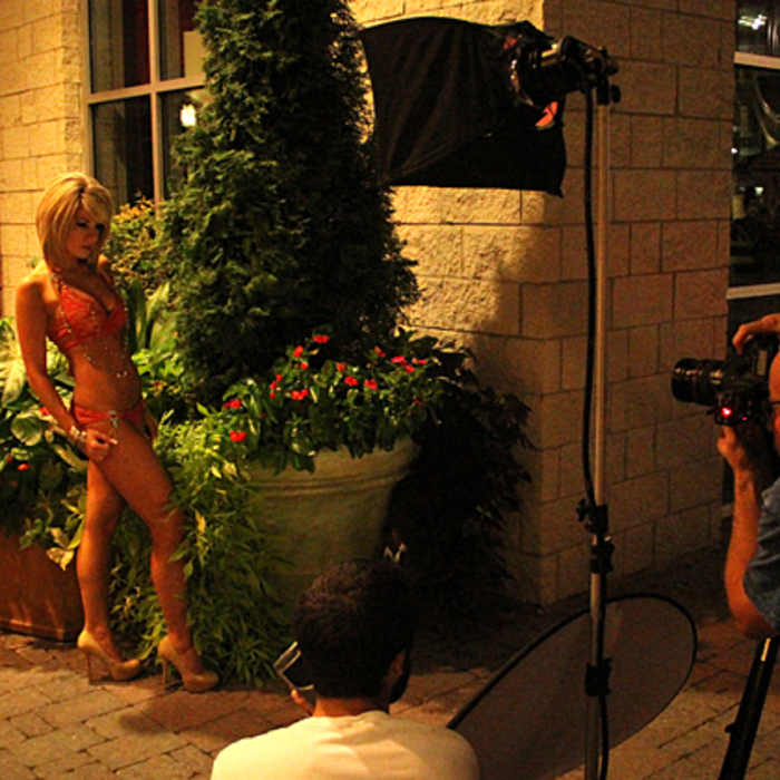 2011-12 Lady Cats Vemma Calendar Shoot - Lacey