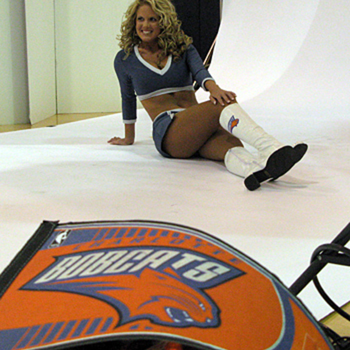 2007 Lady Cats Photo Shoot Behind The Scenes