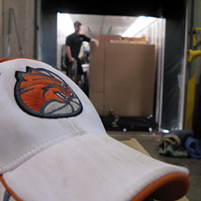 2007 Bobcats Home Makeover Gallery