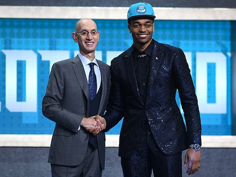 Hornets Select PJ Washington - 6/20/19