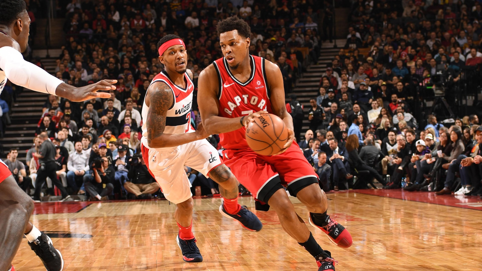 Game Recap Raptors 129 Wizards 120 Nba Com