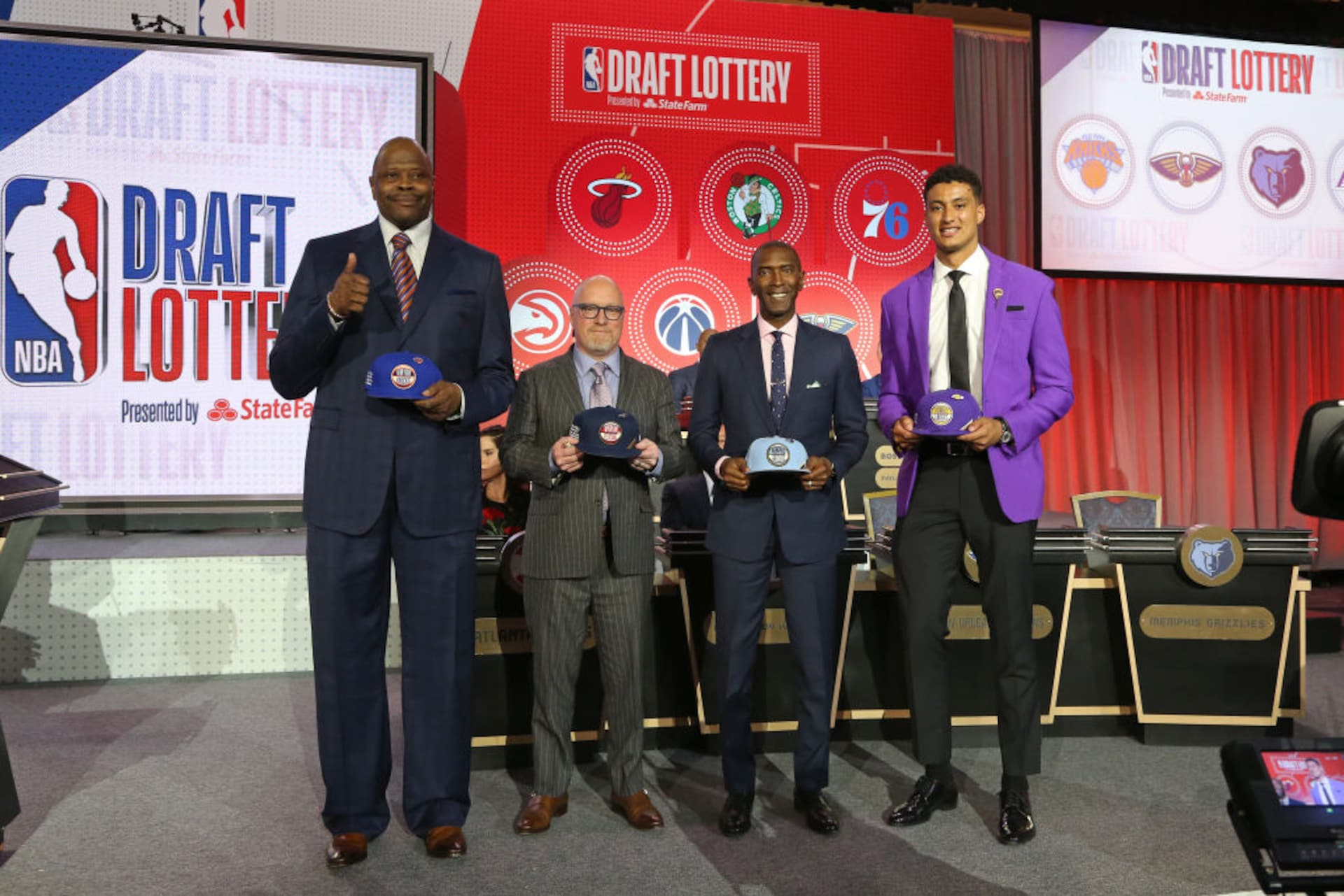 Nba Draft Lottery Schedule Odds And How It Works Nba Com