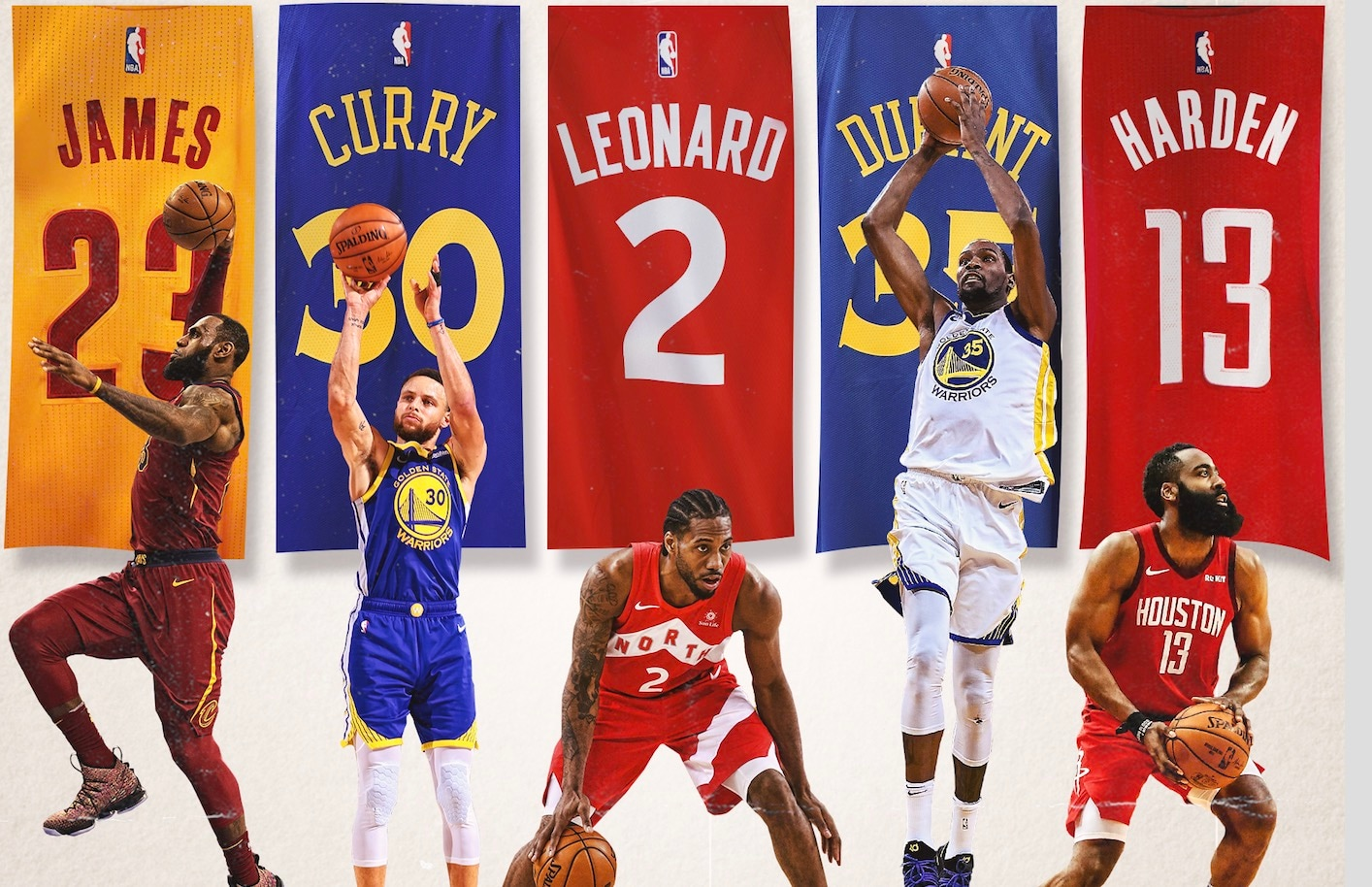 All-Decade Team: Best NBA players of