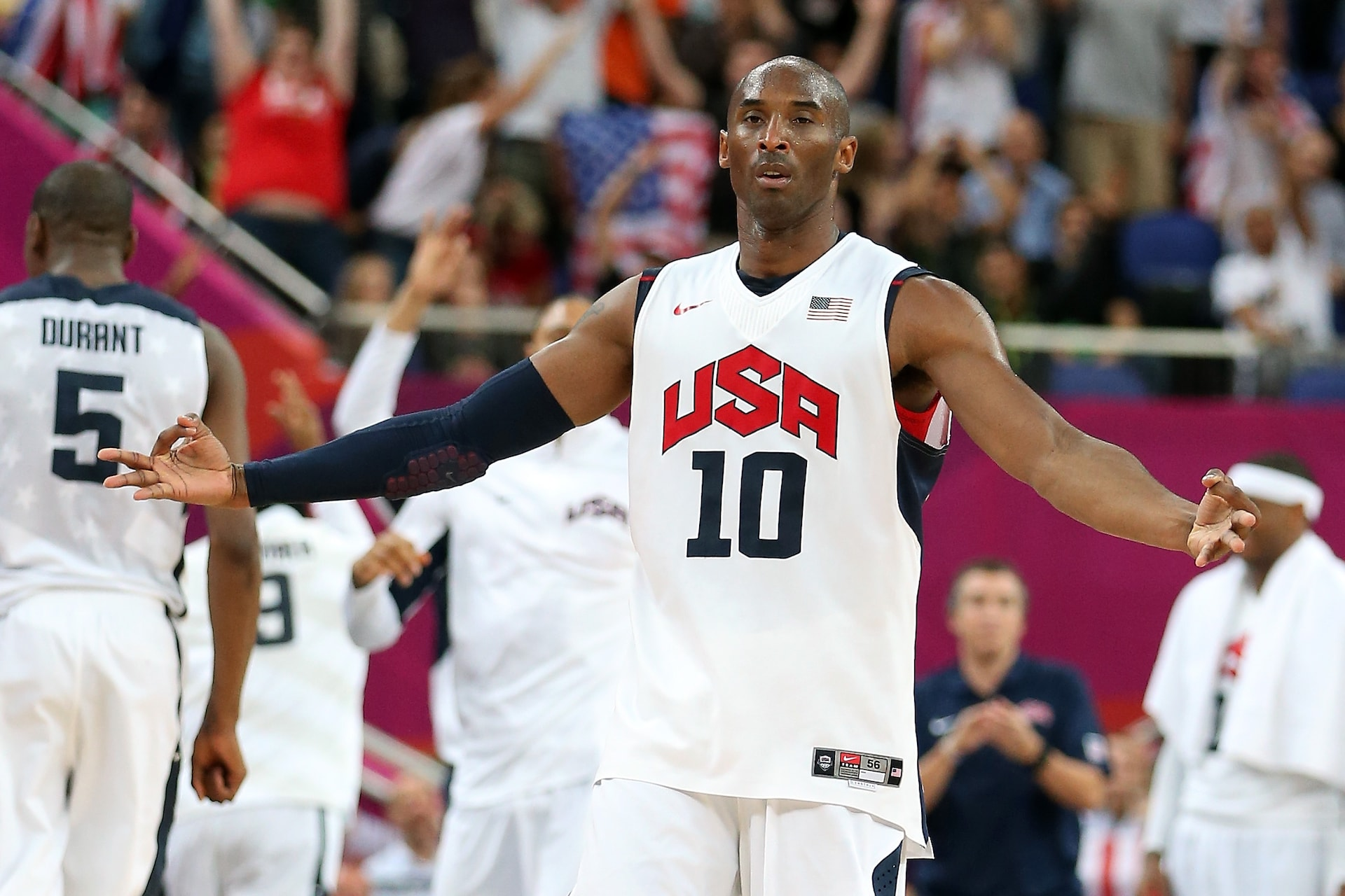 Kobe Bryant Easy Days For Usa Basketball Are Likely Over
