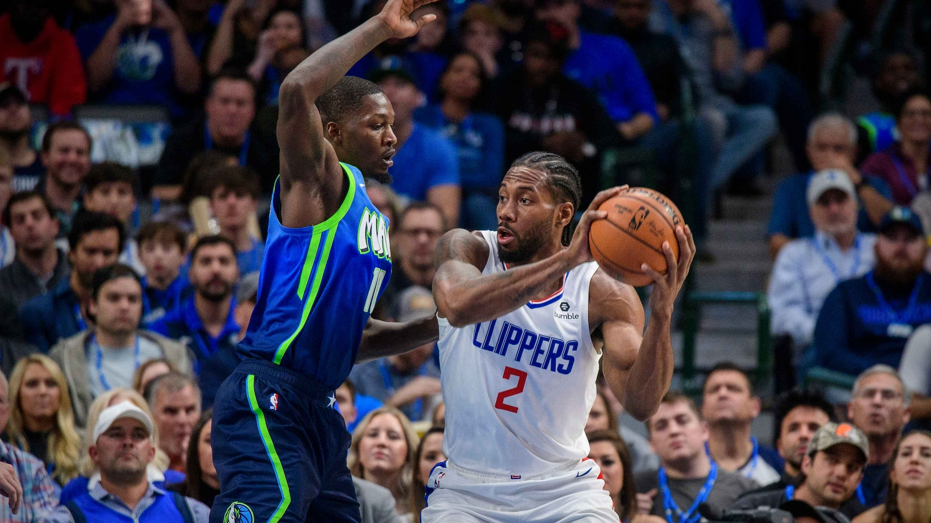 Viewer S Guide Clippers Vs Mavericks On Nba Tv Nba Com