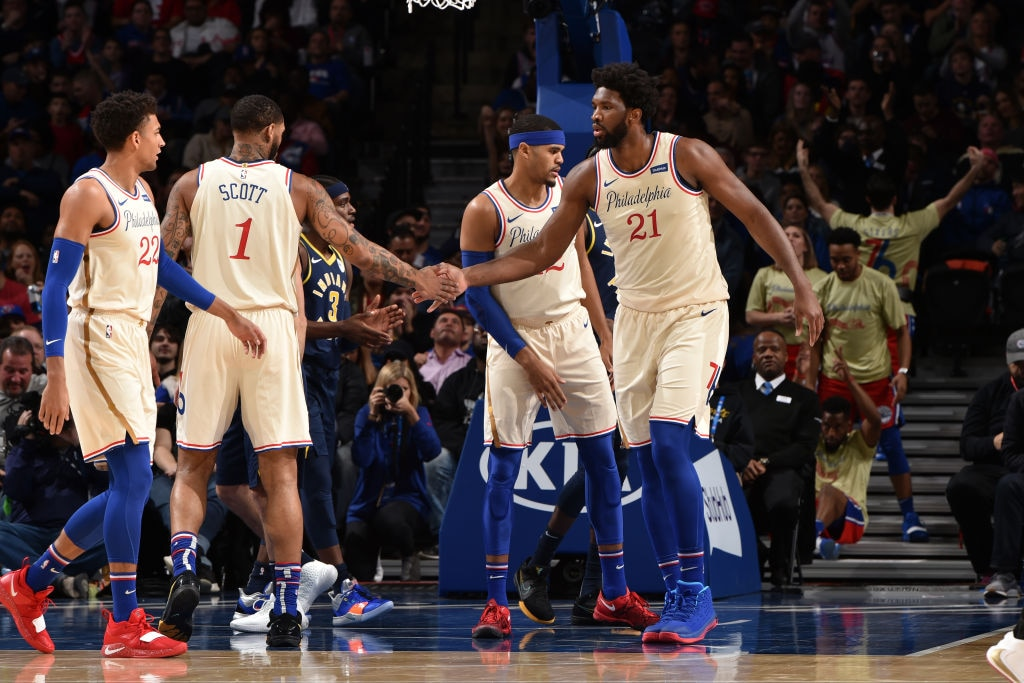 GAME RECAP: Sixers 119, Pacers 116