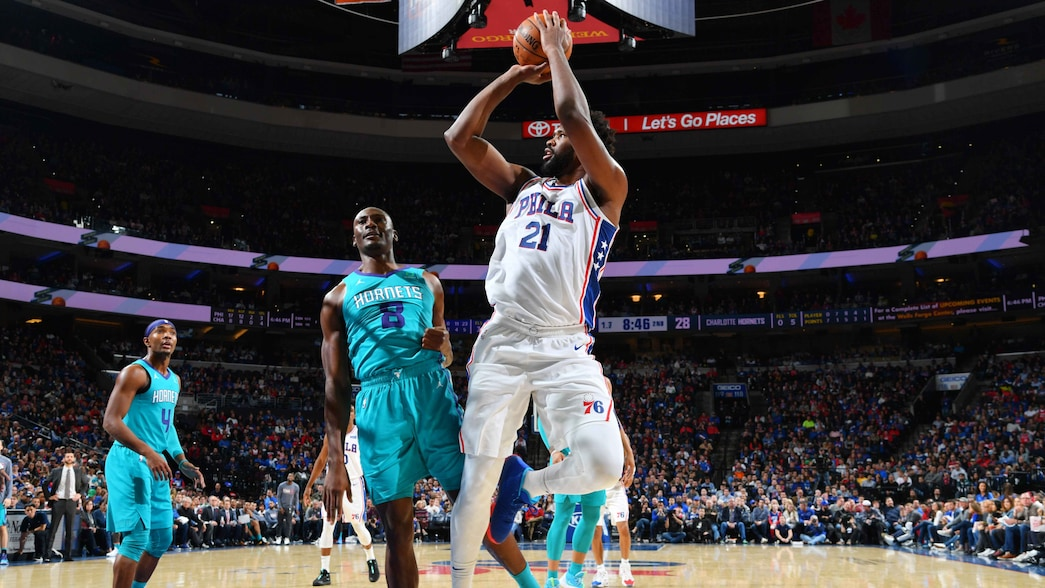 76ers vs hornets - photo #21