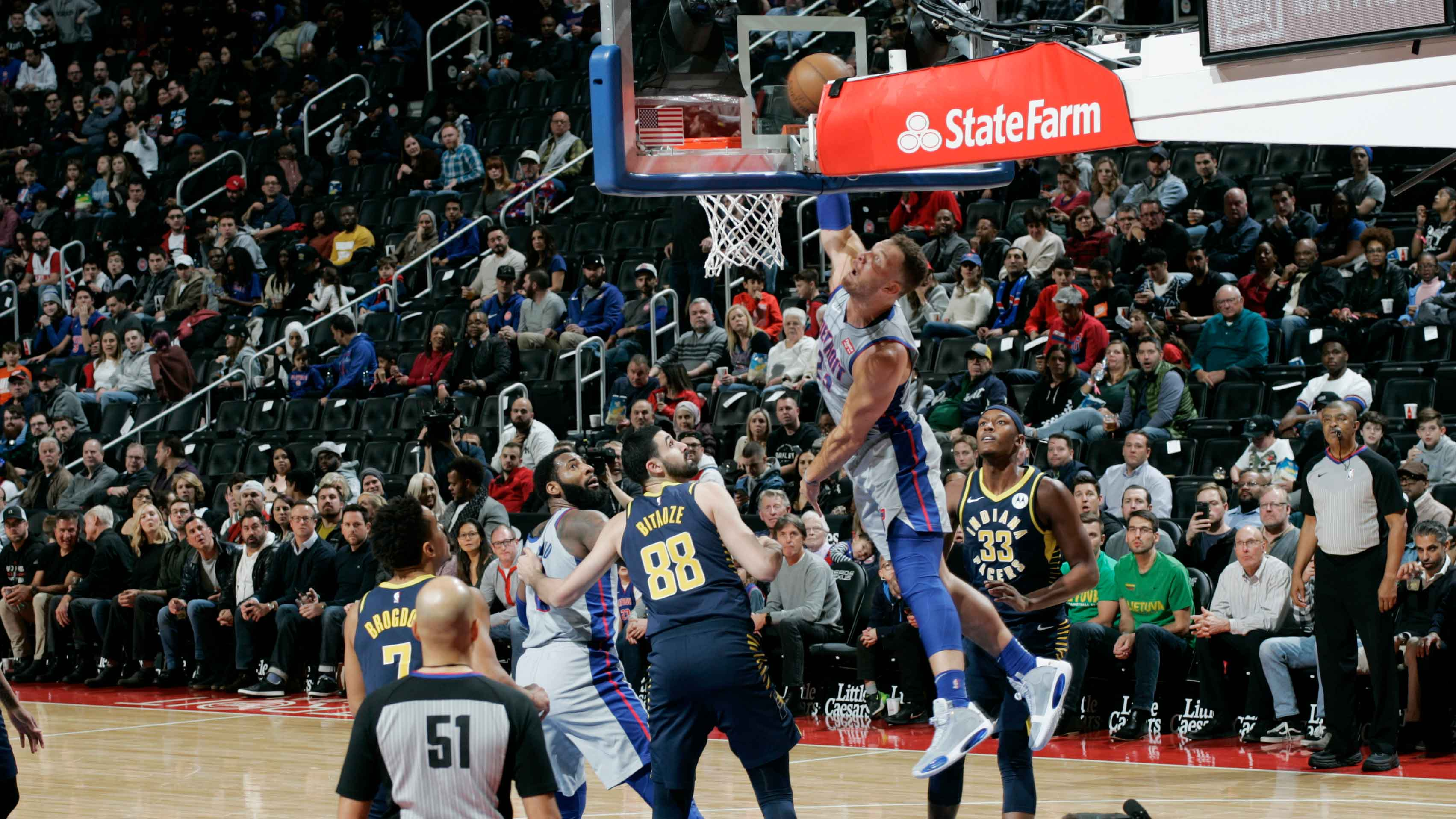 GAME RECAP: Pistons 108, Pacers 101