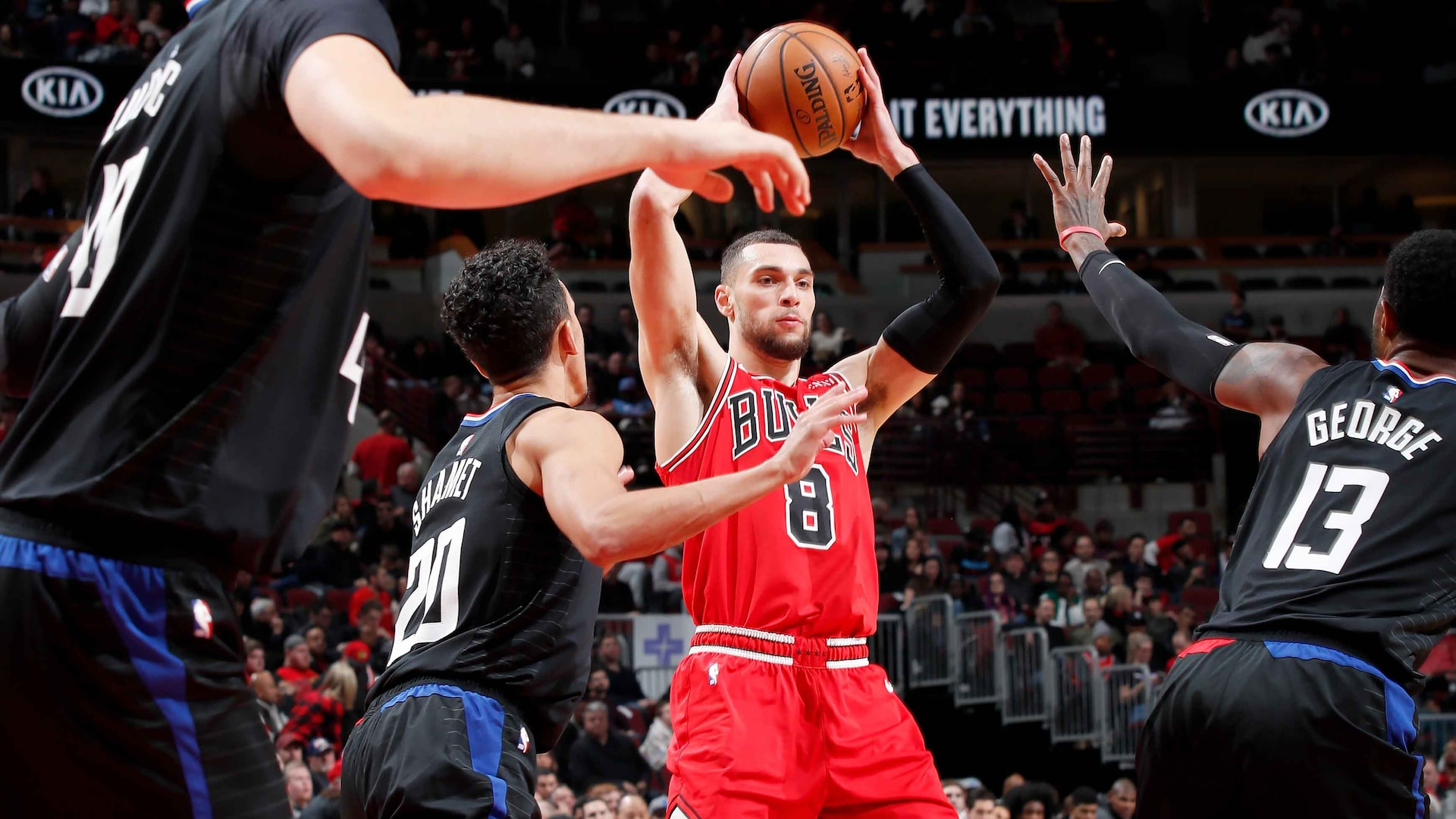 GAME RECAP: Bulls 109. Clippers 106