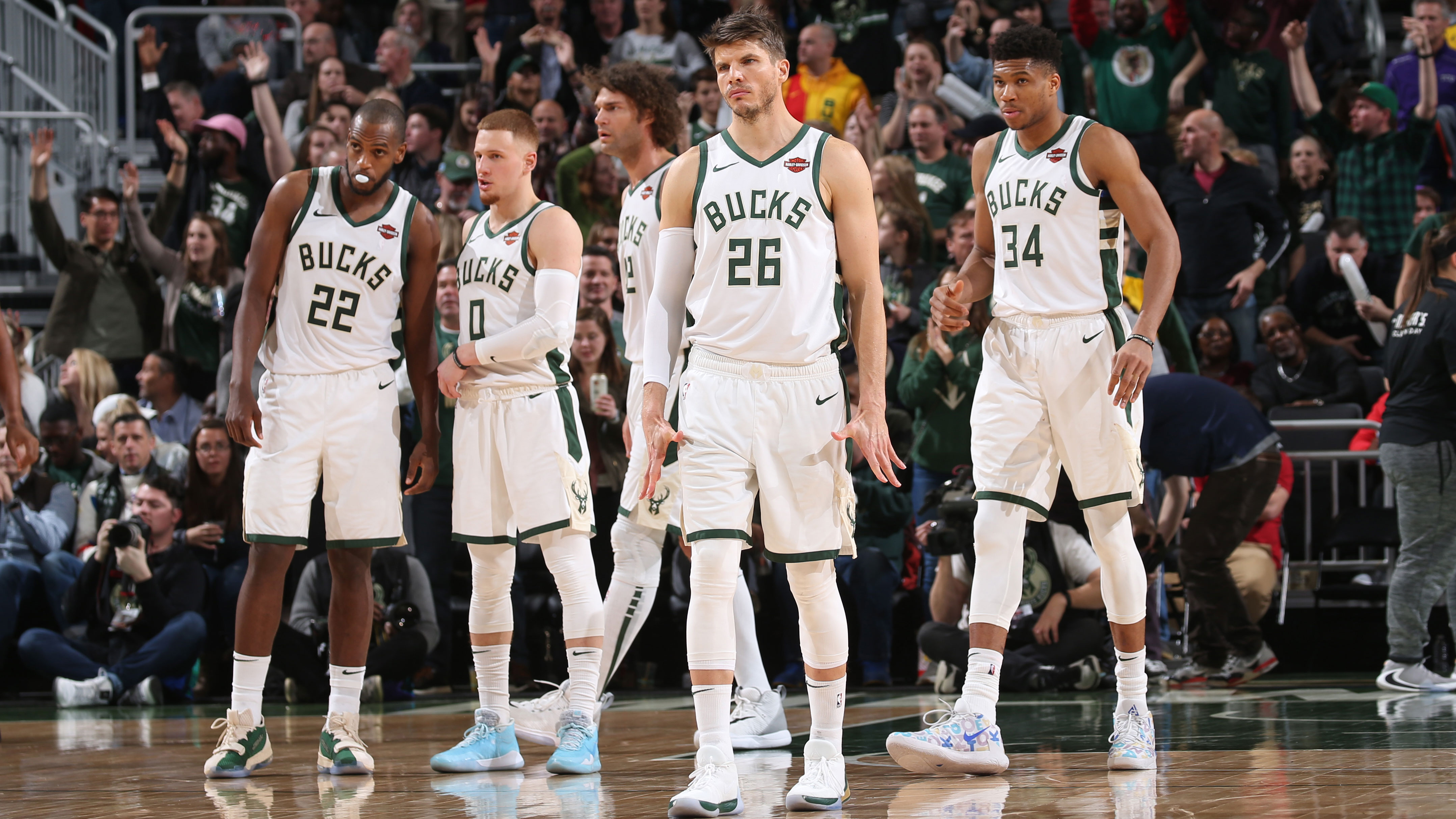 GAME RECAP: Bucks 117, Pacers 89