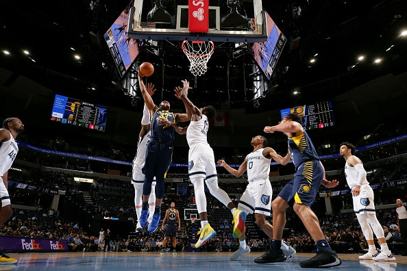 GAME RECAP: Pacers 117, Grizzlies 104