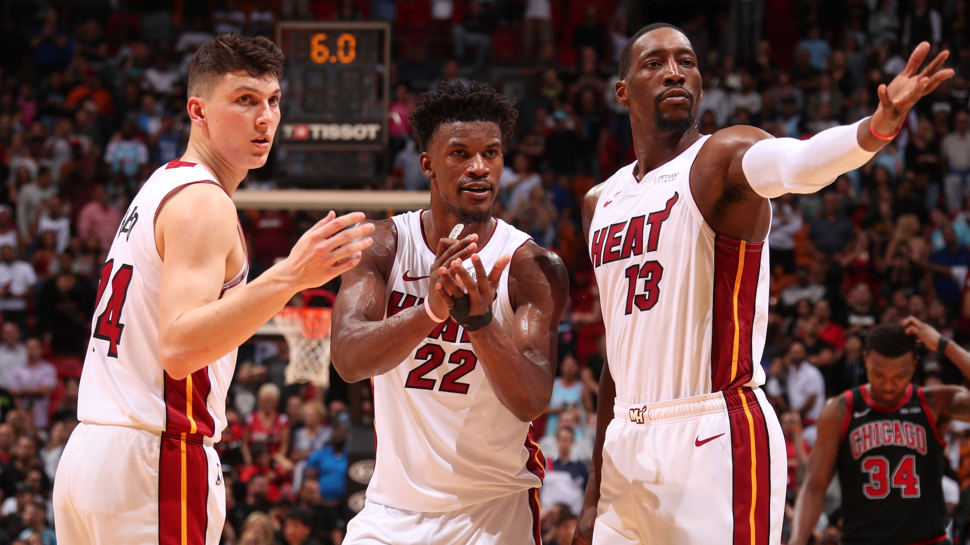 Heat Alive And Well Once Again Nba Com