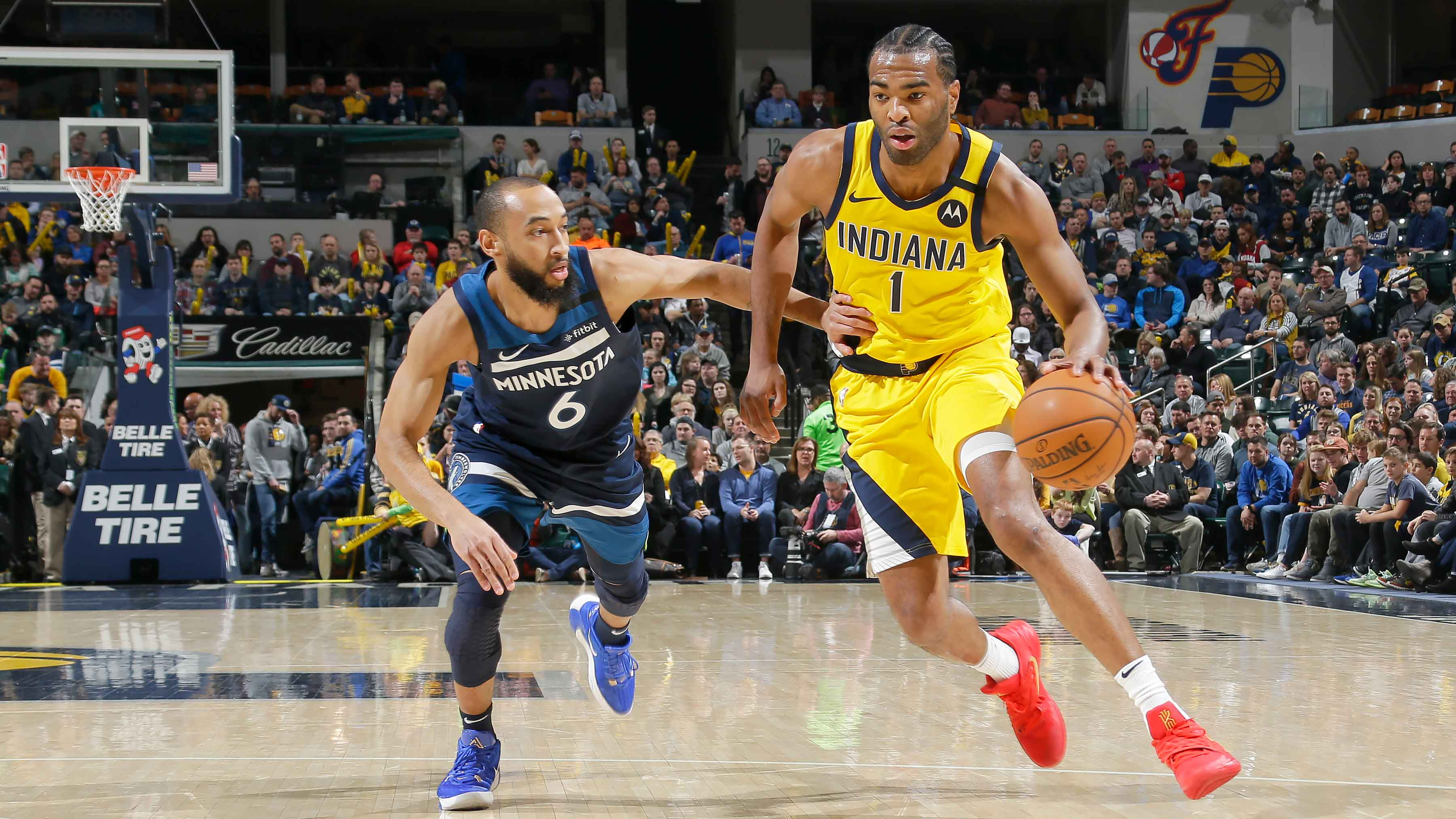 GAME RECAP: Pacers 116, Timberwolves 114
