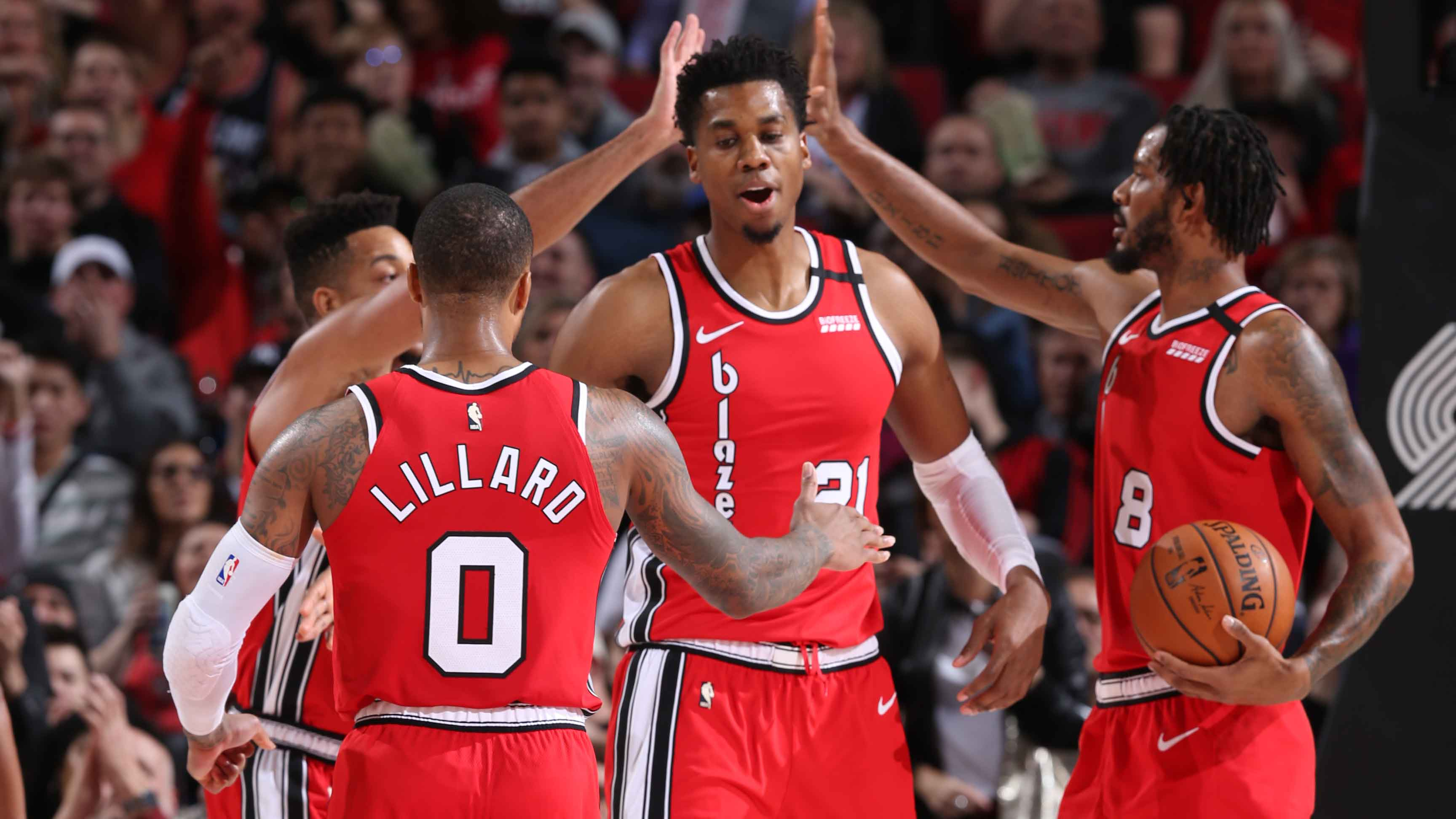 GAME RECAP: Trail Blazers 139, Pacers 129