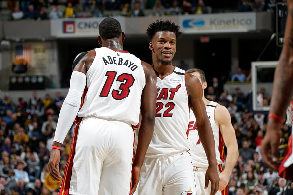 GAME RECAP: Heat 122, Pacers 108