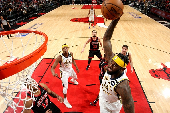GAME RECAP: Pacers 116, Bulls 105