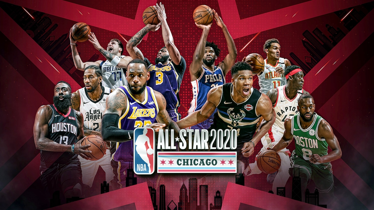 NBA All-Star 2020 Game Weekend Chicago