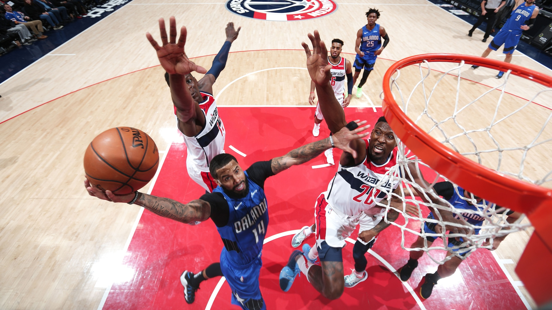 Game Recap Magic 122 Wizards 101 Nba Com