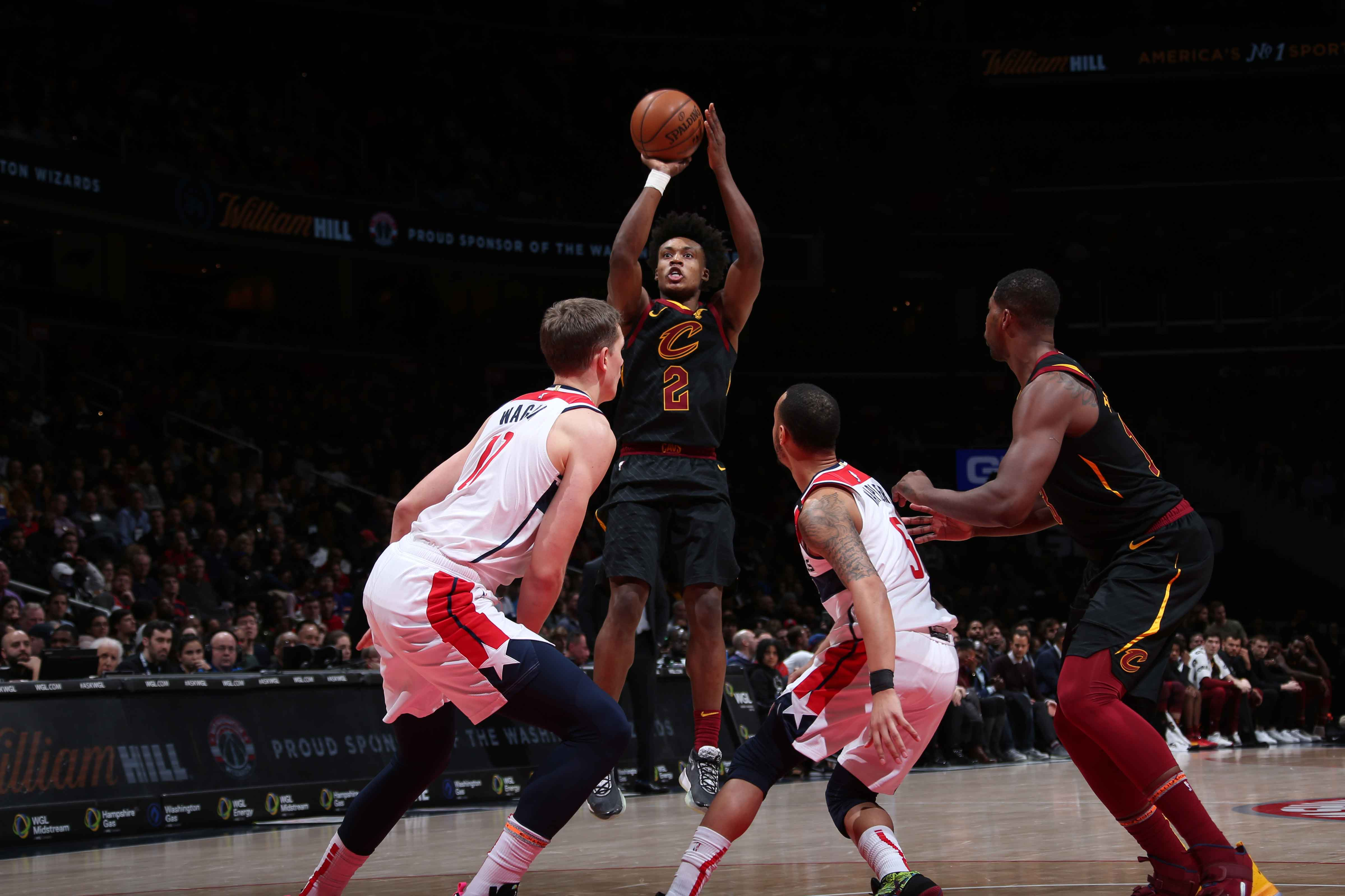 GAME RECAP: Cavaliers 113, Wizards 108
