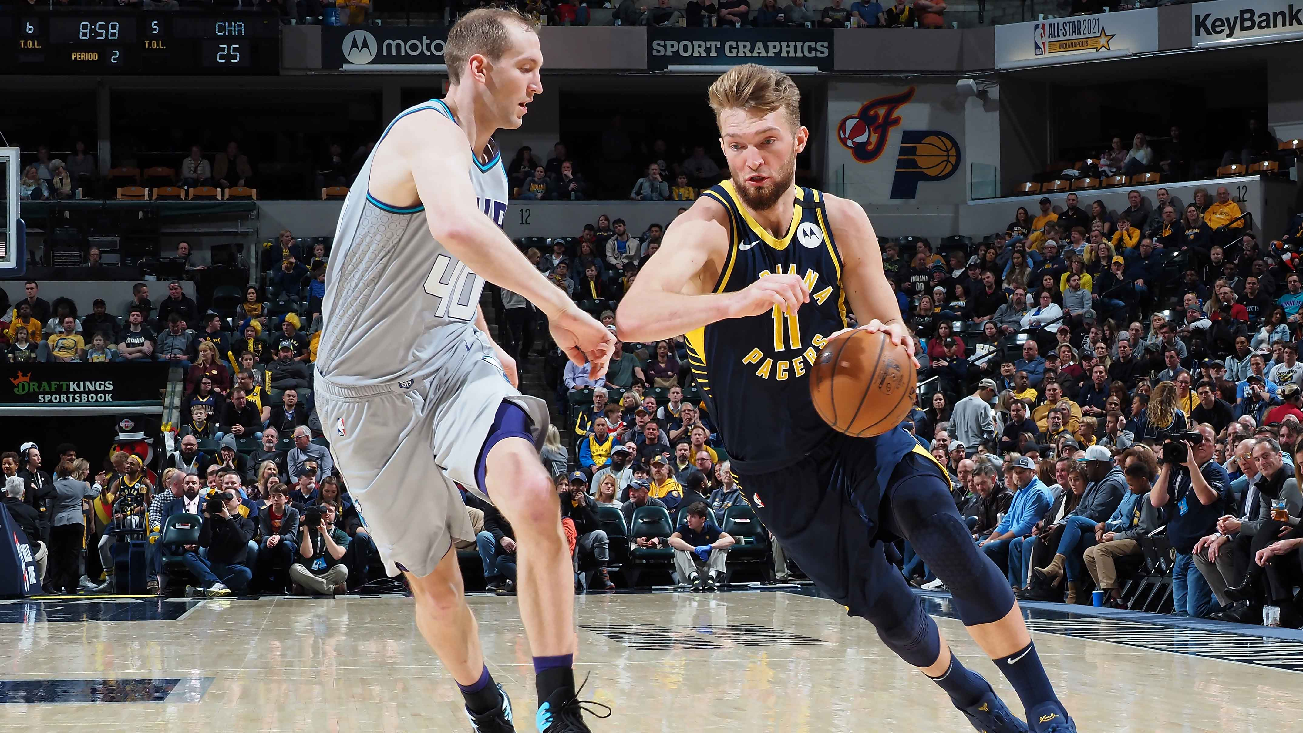 GAME RECAP: Pacers 119, Hornets 80