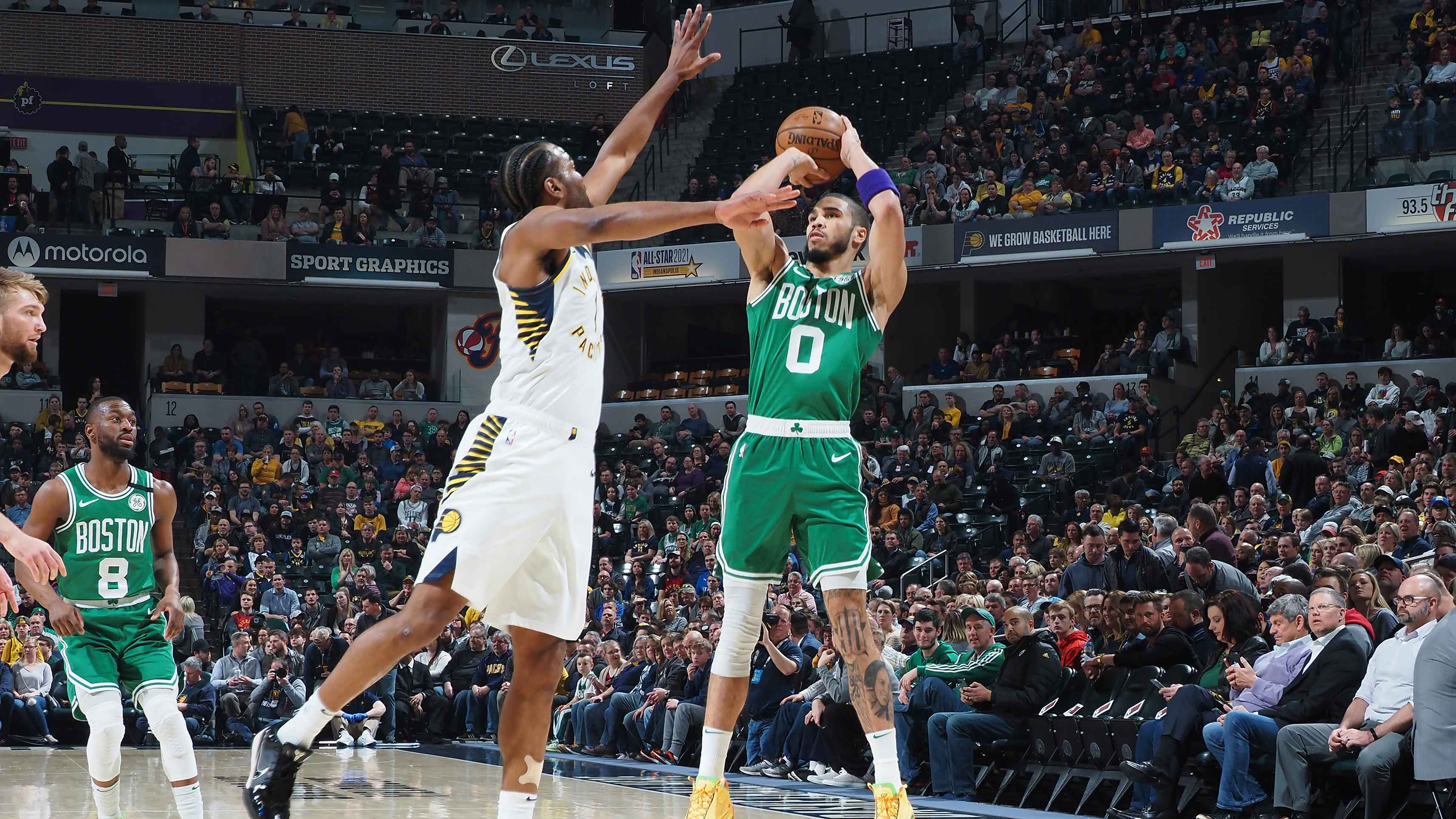 GAME RECAP: Celtics 114, Pacers 111