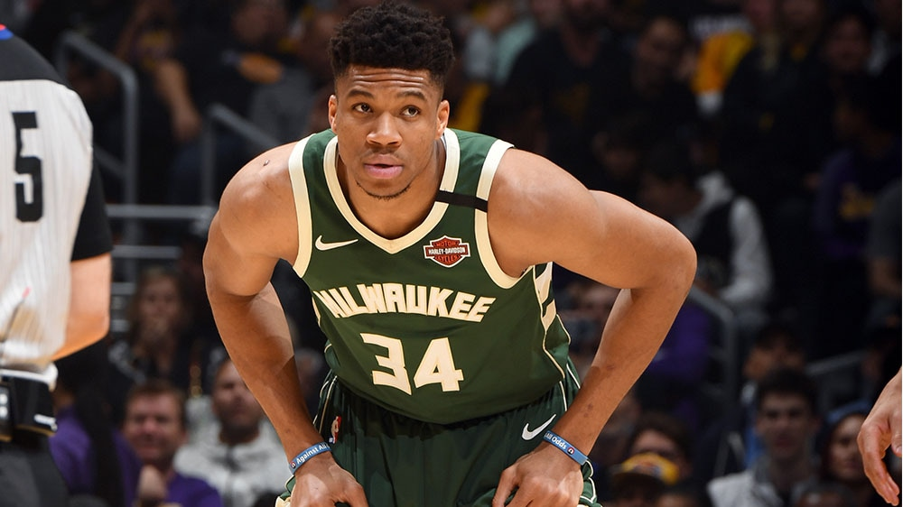 Giannis Antetokounmpo | 2019-20 Season Highlights