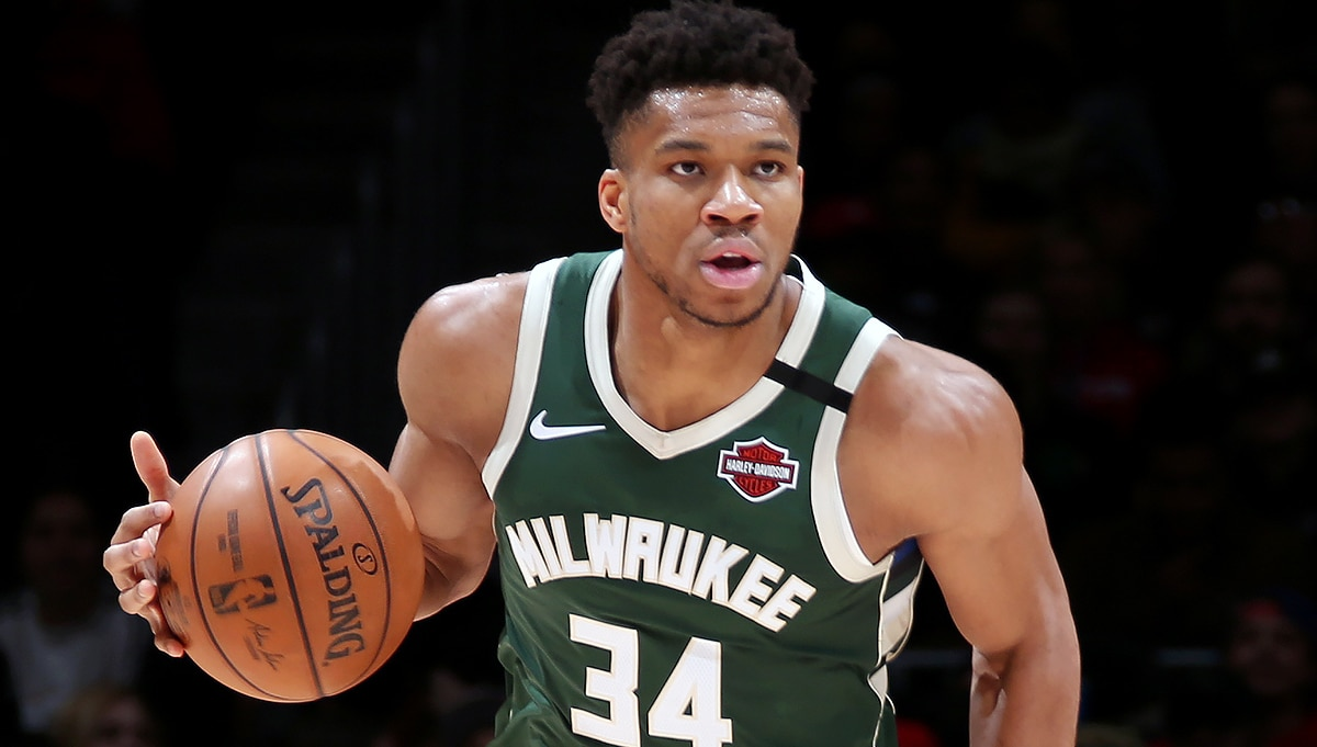 Best of Giannis Antetokounmpo 'Statue of Liberty' dunks from last 5 seasons