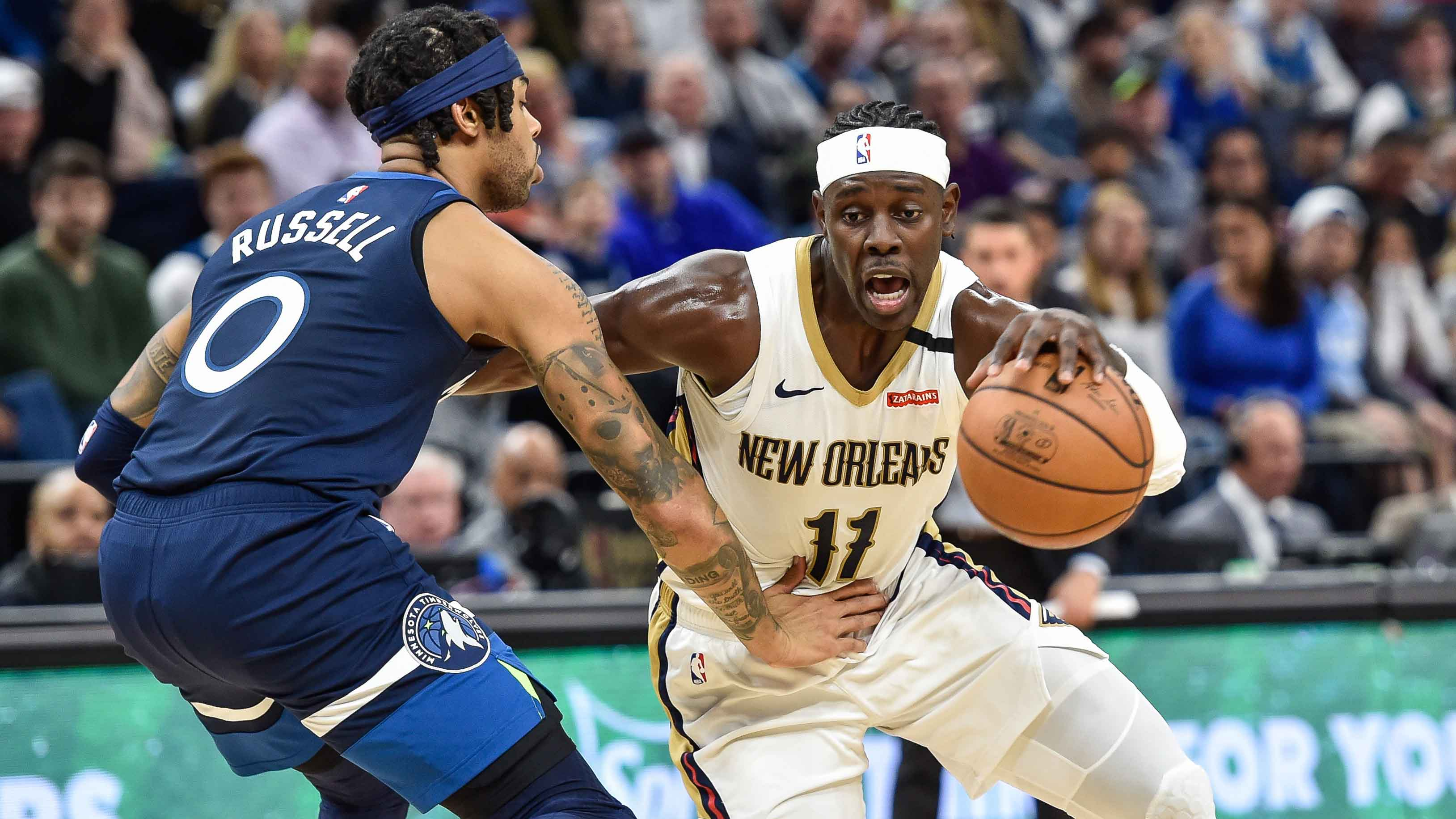 Nightly Notable: Jrue Holiday | March 8