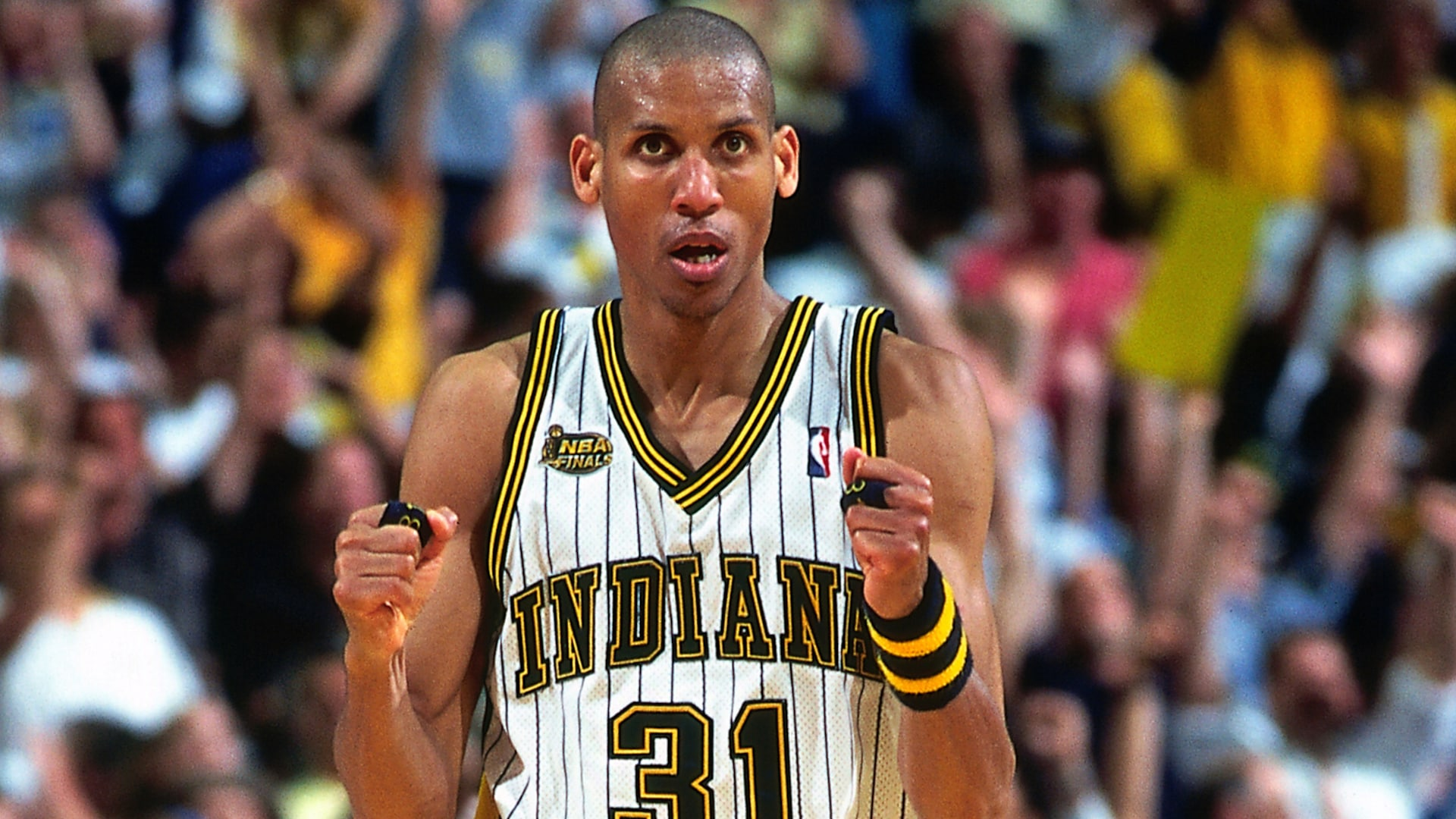 Legends profile: Reggie Miller | NBA.com