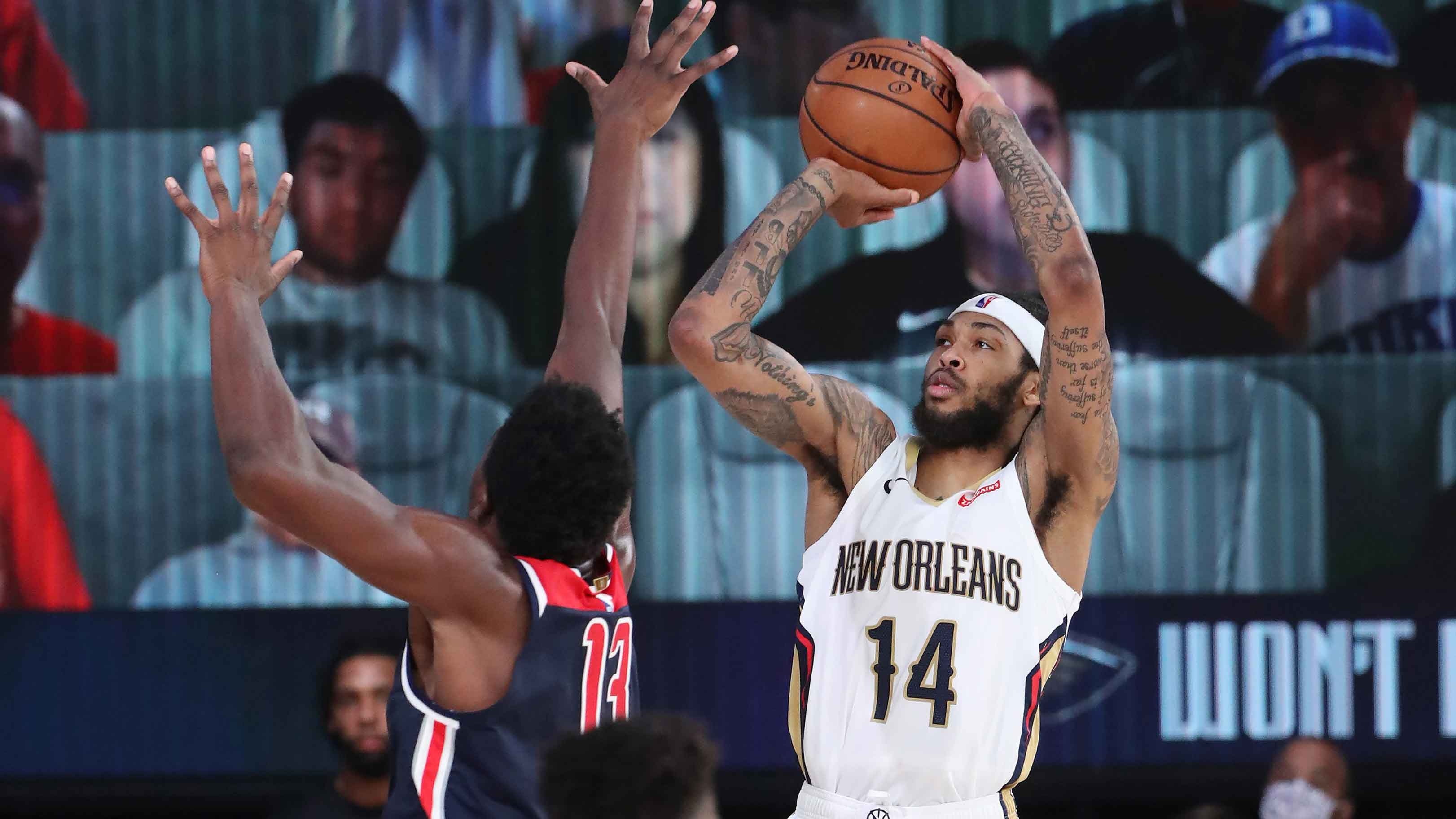 GAME RECAP: Pelicans 118, Wizards 107
