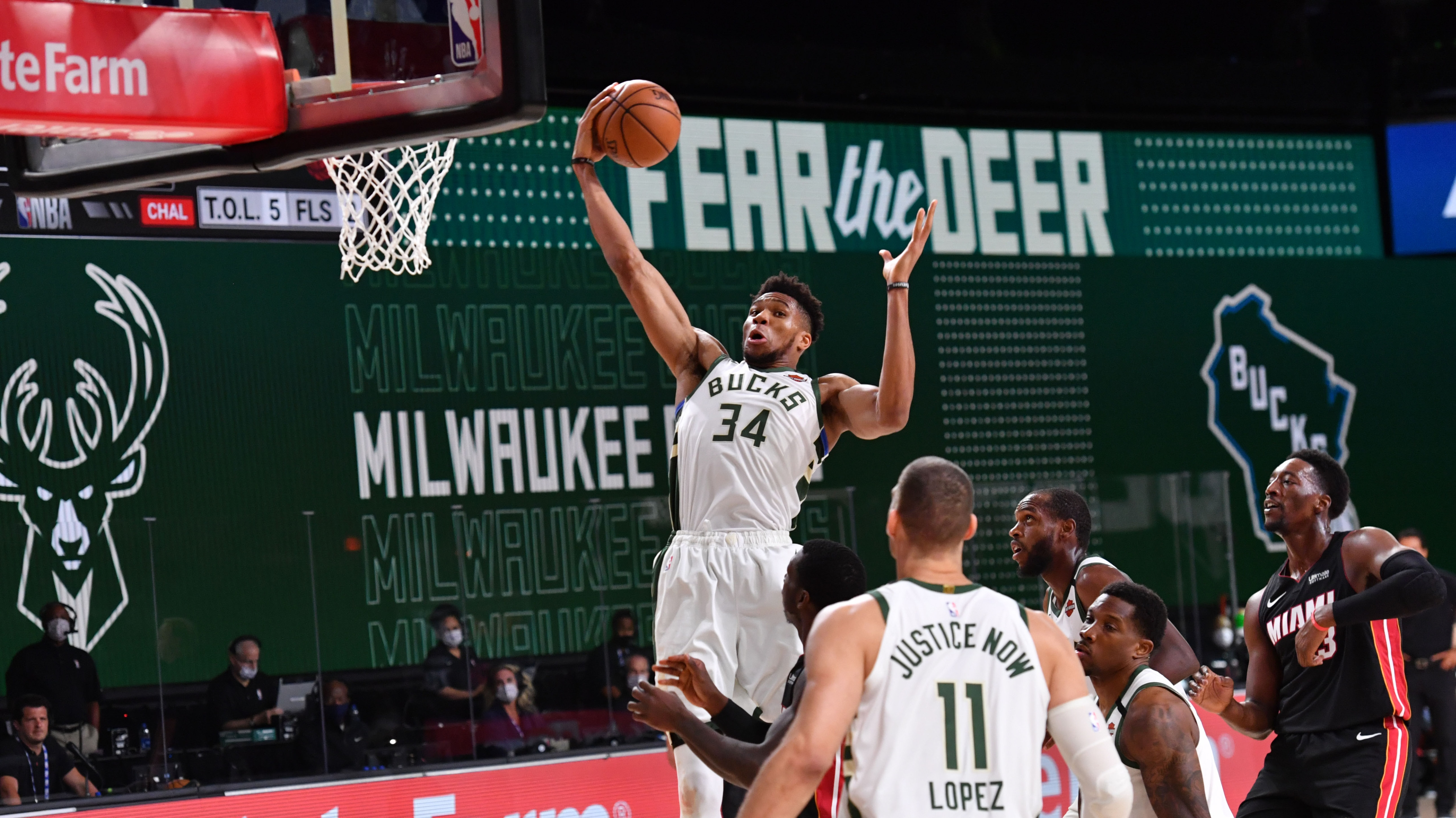 GAME RECAP: Bucks 130, Heat 116