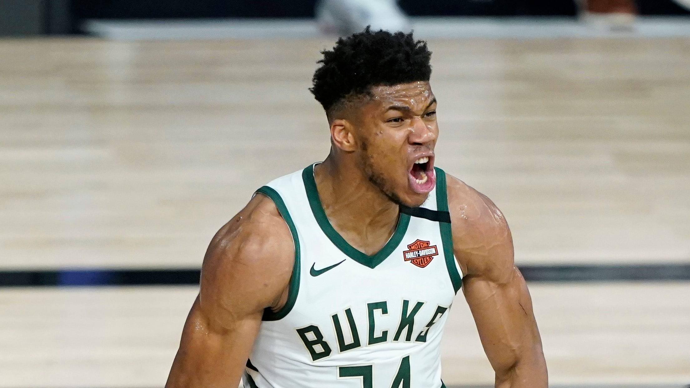 Can Giannis improve following consecutive MVP awards?