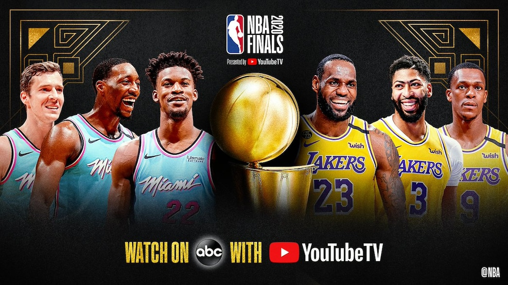 2020 Nba Finals Schedule And Matchup Nba Com