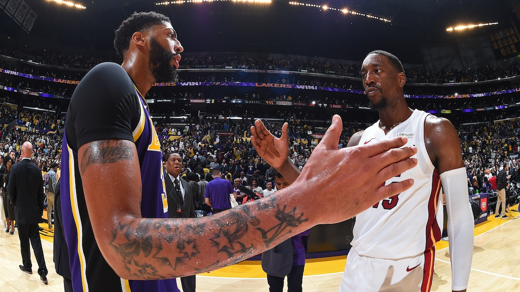 Numbers preview: The Finals -- Los Angeles Lakers vs ...