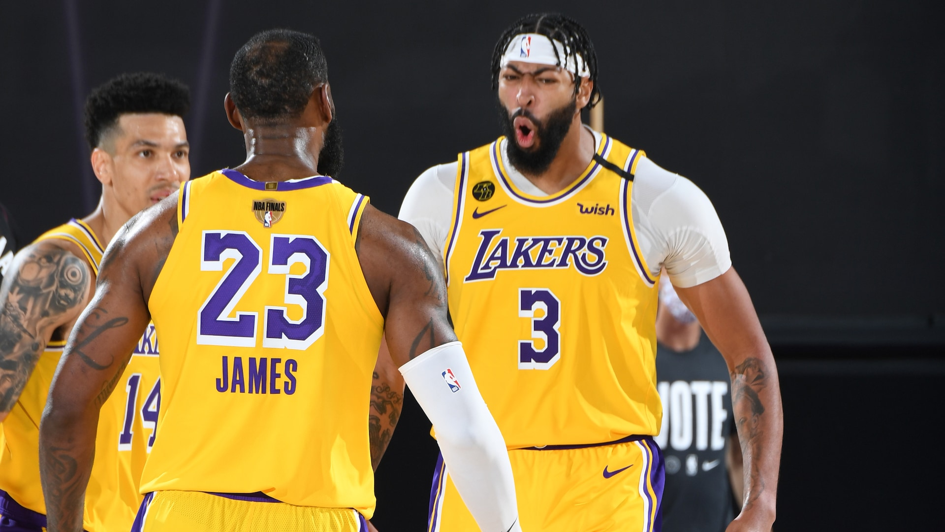 5 Things We Learned From Game 1 Of 2020 Finals Nba Com