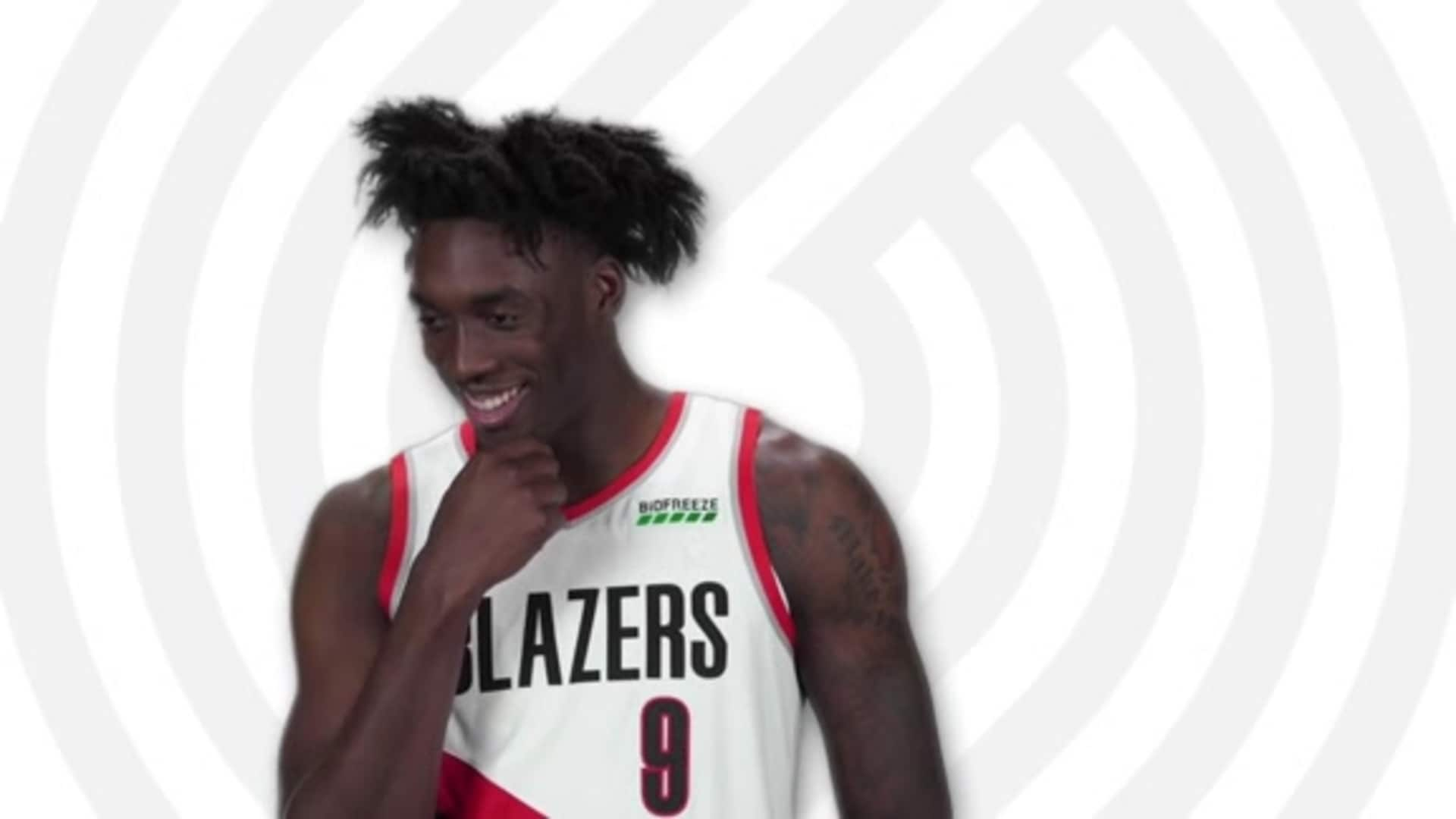Get to Know: Nassir Little