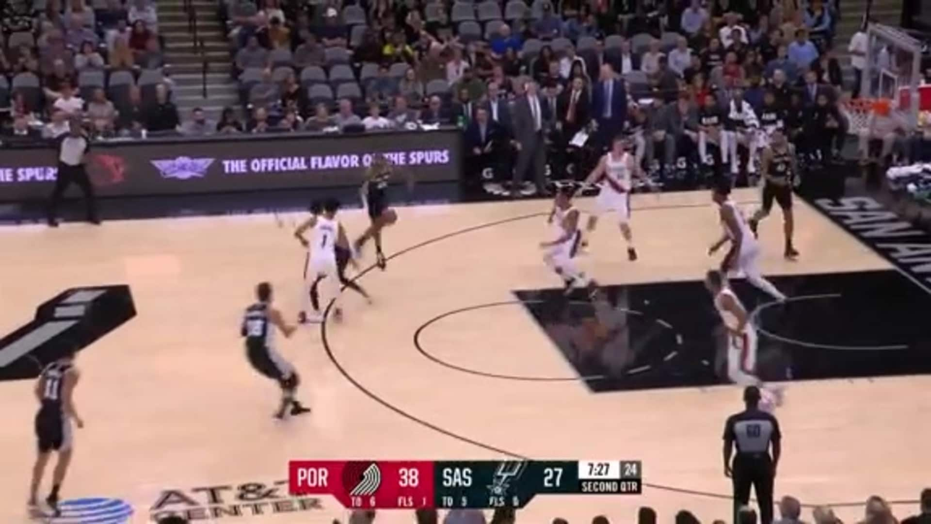 CJ McCollum's Top Plays of October 2019