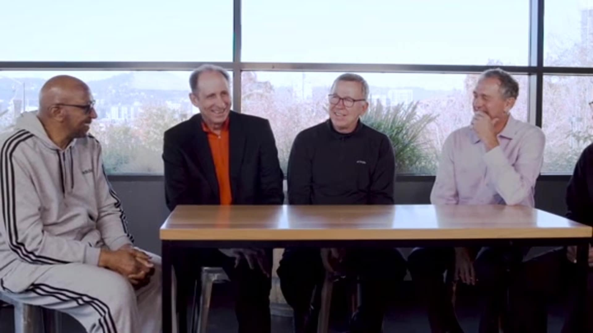 Roundtable Discussion with Trail Blazers from the 1970s